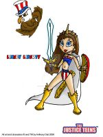 Heroine- Linsey Liberty by Gummibearboy