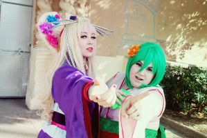 Macross Frontier - A message from our hearts by CherryMemories