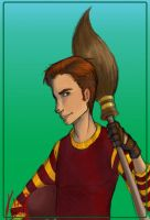 Not Cedric Diggory by Limlight by HogwartsArt