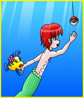How to Catch a Merman by MikariStar
