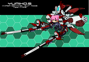 yumiko sentinel suit MK2 by NCH85
