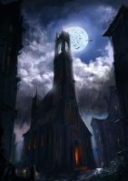 cathedral by sabin-boykinov