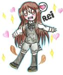 -Chibi Request-Rei by alexa-blue-sky