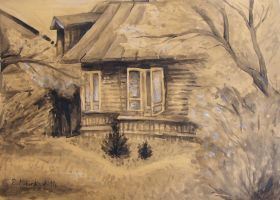 Old house by SnowSnow11