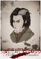 Not 'Barker'. It's 'Todd' now, 'Sweeney Todd' by SilverLeon88