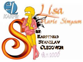 Lisa Marie Simpson20 by el-KARPik