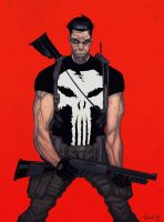The Punisher! by drucpec
