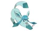 Glaceon by Korupo