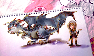 Dragons, Anyone? by neir-2-you