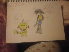Super Bros. Smash Drawing =3 by CaitlinTheLucario