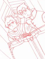 LOK: Mako n Bolin Rollercoaster- Not the Scarf! by ButterflyMelodyFox