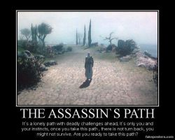 The Assassin`s Path. by JohnnyTlad