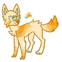 Canine adopt Auction CLOSED by Matcha-Mutt
