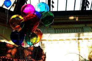 Glass Balloons by KimchiOyster