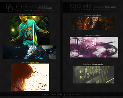 Winners 45 FDLS by darkdesign-gfx