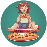 pizza time baby by ftourini