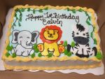 Baby Zoo Animals by AingelCakes