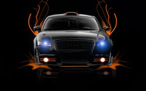 Audi TT Wallpaper by Zero1122