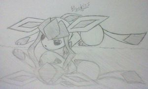 Glaceon 7 by Bluekiss131