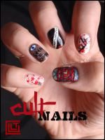 Cult Nails by Ninails