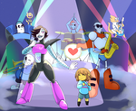 Undertale by nicky1311
