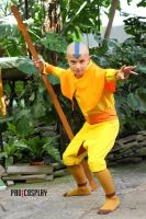 Aang.Avatar: The Last Airbender 2 by Nishi-Gantzer