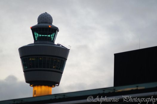 Schiphol Airport 8 by Alpharius-Omegon