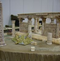 MINI Columned Ruins 1 by OsorrisStock