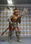 Female Barbarian Cosplay by Barbie-Auth