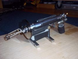 Found Parts Raygun by PropFan