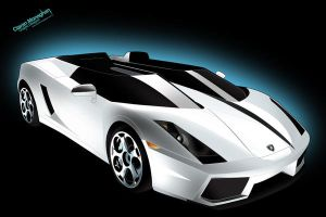 Lambo by Monzer
