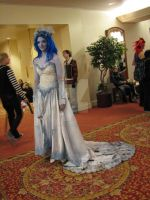 Kumoricon 2010 - Corpse Bride by thedustyphoenix