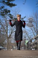 APH: Make Way for the King by SailorAnime
