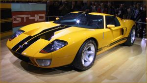 GT40 Wallpapers by deviantMX