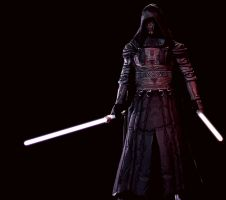 Darth Revan by SuperNinjaNub