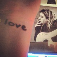 She Writes Love On Her Arms by Before-I-Sleep