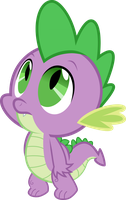 Vector 10} Spikey Wikey by RosaIine