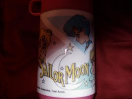 Sailor moon Thermos A by KittyChanBB