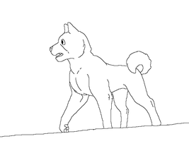 Ginga Lineart Free makeble 30 by MoonString