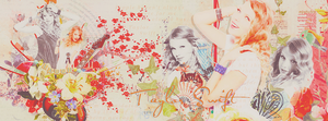 Taylor Swift by MegaBleachy