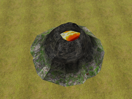 Wulf's Vulcano Mesh *FREE TO DOWNLOAD by Mossasaurus