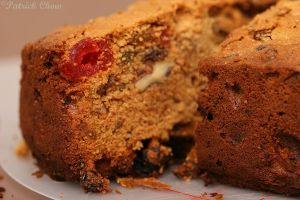 Home-baked fruit cake 2 by patchow