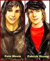 Patrick and Pete for FOB by Figure102