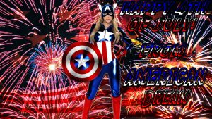 American Dream 4th of July wp by SWFan1977