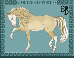 Stoltzer Import 33 by ThatDenver