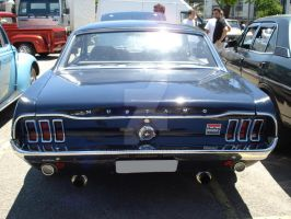 1967 Ford Mustang GT Hardtop 2 by Roddy1990