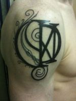 Opeth Dream Theater Tattoo by Geoff1928