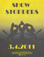 Show Stoppers Poster by blingingjak