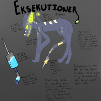 Eksekutioner Species Reference by SearchingForADream