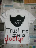 Dr Lecter shirt. by Tarrigan